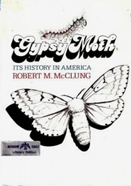 Book about Gypsy Moth Wars